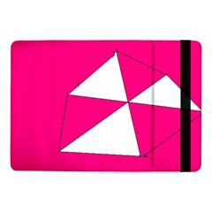 Pink White Art Kids 7000 Samsung Galaxy Tab Pro 10.1  Flip Case
