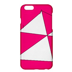 Pink White Art Kids 7000 Apple iPhone 6 Plus Hardshell Case