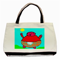 Sweet Pig Knoremans, Art By Kids Classic Tote Bag