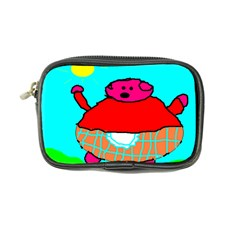 Sweet Pig Knoremans, Art By Kids Coin Purse