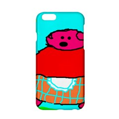Sweet Pig Knoremans, Art by Kids Apple iPhone 6 Hardshell Case