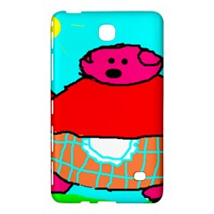 Sweet Pig Knoremans, Art by Kids Samsung Galaxy Tab 4 (8 ) Hardshell Case