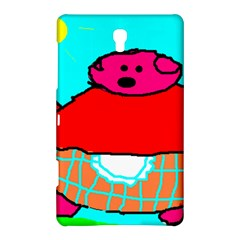 Sweet Pig Knoremans, Art by Kids Samsung Galaxy Tab S (8.4 ) Hardshell Case