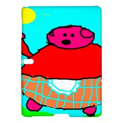 Sweet Pig Knoremans, Art By Kids Samsung Galaxy Tab S (10 5 ) Hardshell Case