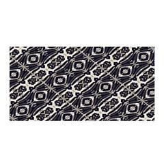 Retro Decorative Pattern Satin Wrap