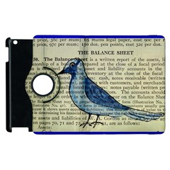 Bird Apple iPad 3/4 Flip 360 Case