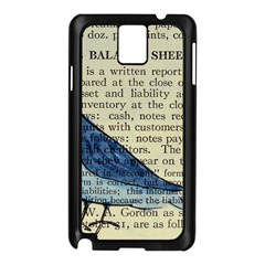 Bird Samsung Galaxy Note 3 N9005 Case (Black)