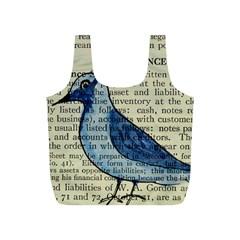 Bird Reusable Bag (S)