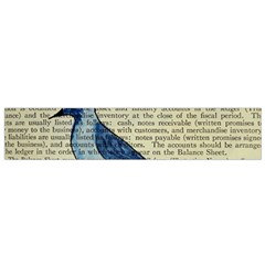 Bird Flano Scarf (Small)