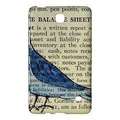 Bird Samsung Galaxy Tab 4 (8 ) Hardshell Case