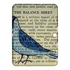 Bird Samsung Galaxy Tab 4 (10.1 ) Hardshell Case
