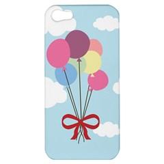 Balloons Apple Iphone 5 Hardshell Case