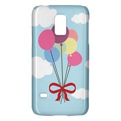 Balloons Samsung Galaxy S5 Mini Hardshell Case