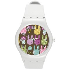 Bunny  Plastic Sport Watch (medium)