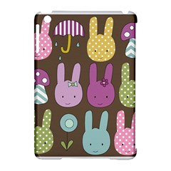 Bunny  Apple Ipad Mini Hardshell Case (compatible With Smart Cover)