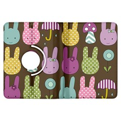 Bunny  Kindle Fire HDX Flip 360 Case