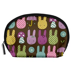 Bunny  Accessory Pouch (large)