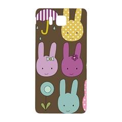 Bunny  Samsung Galaxy Alpha Hardshell Back Case