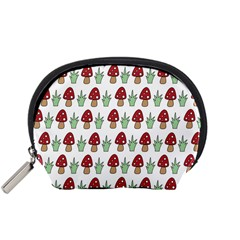 Mushrooms Accessory Pouch (Small)