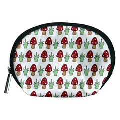 Mushrooms Accessory Pouch (Medium)
