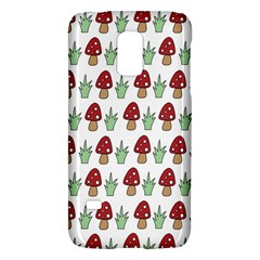 Mushrooms Samsung Galaxy S5 Mini Hardshell Case