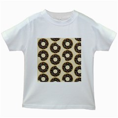 Donuts Kids T-shirt (White)