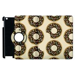 Donuts Apple Ipad 2 Flip 360 Case