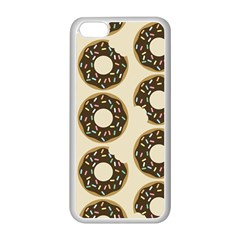 Donuts Apple Iphone 5c Seamless Case (white)