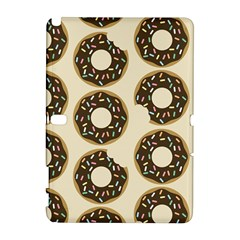 Donuts Samsung Galaxy Note 10.1 (P600) Hardshell Case