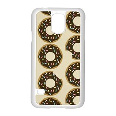 Donuts Samsung Galaxy S5 Case (White)