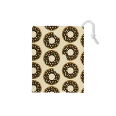 Donuts Drawstring Pouch (small)