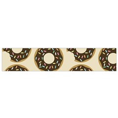 Donuts Flano Scarf (Small)