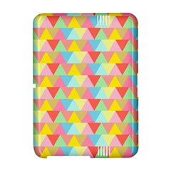 Triangle Pattern Kindle Fire HD Hardshell Case