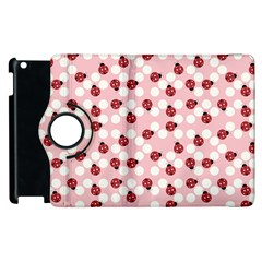 Spot The Ladybug Apple Ipad 3/4 Flip 360 Case