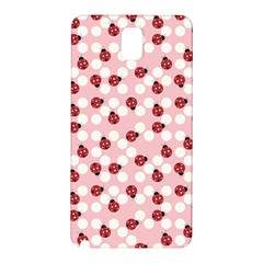 Spot The Ladybug Samsung Galaxy Note 3 N9005 Hardshell Back Case