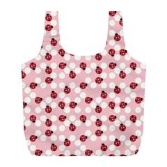 Spot the Ladybug Reusable Bag (L)