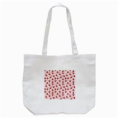 Spot The Ladybug Tote Bag (white)