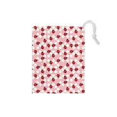 Spot The Ladybug Drawstring Pouch (small)