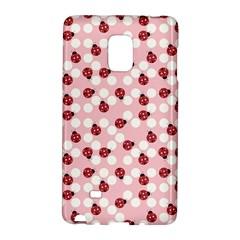 Spot the Ladybug Samsung Galaxy Note Edge Hardshell Case