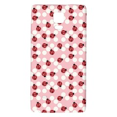 Spot the Ladybug Samsung Note 4 Hardshell Back Case