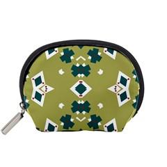 Alvilde Camilla Green Accessory Pouch (Small)
