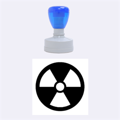 Radiation rubber stamp