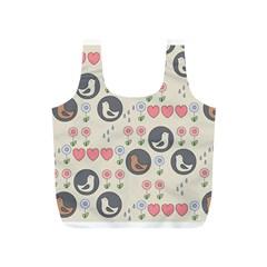 Love Birds Reusable Bag (s)