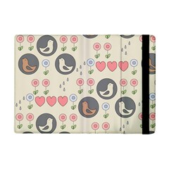 Love Birds Apple iPad Mini 2 Flip Case