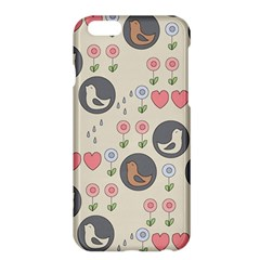 Love Birds Apple Iphone 6 Plus Hardshell Case