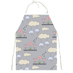 Garden In The Sky Apron