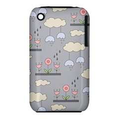 Garden in the Sky Apple iPhone 3G/3GS Hardshell Case (PC+Silicone)