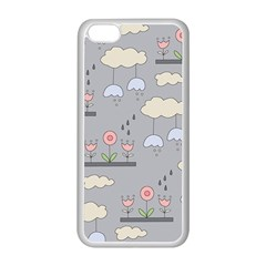 Garden In The Sky Apple Iphone 5c Seamless Case (white)