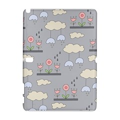 Garden In The Sky Samsung Galaxy Note 10 1 (p600) Hardshell Case