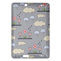 Garden In The Sky Kindle Fire Hd (2013) Hardshell Case